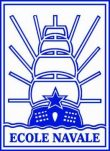 Le logo de l'école navale