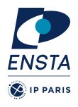 Le logo de l'ENSTA